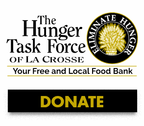 Donate to the La Crosse Hunger Task Force